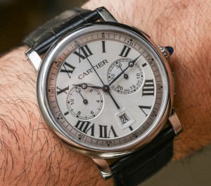 Replica-Cartier-Rotonde-Chronograph-Watch-Review