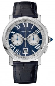 W1556239-Replica-Cartier-Ronde-Chronograph-white-gold