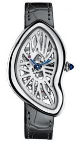 Cartier Crash Skeleton Replica Watches