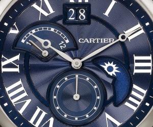 Replica-Rotonde-De-Cartier-Second-Time-Zone-DayNight-DIAL