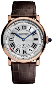 Men's Rotonde de Cartier Annual Calendar Fake Watches