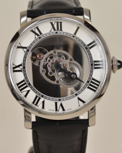 Special UK Rotonde de Cartier Astromystérieux Replica Watches