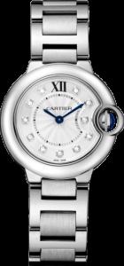 Women's Ballon Bleu De Cartier Diamond Replica Watches