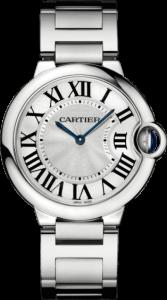 Women's Steel Ballon Bleu De Cartier Replica Watches