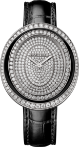 Cartier Hypnose Replica Watches With Pretty Diamonds