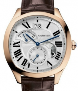 New Drive De Cartier Copy Watches For Men