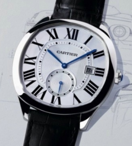 New Drive De Cartier Replica Watches For Men