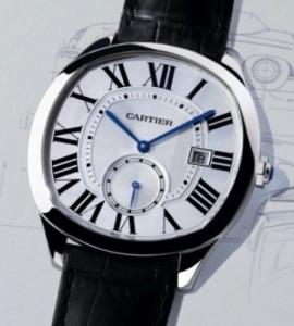 New Drive De Cartier Replica Watches For Men