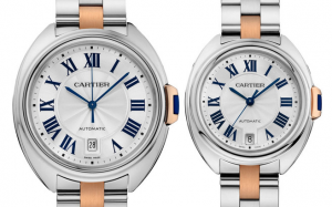 Fashionable Clé De Cartier Fake Watches With Roman Numerals