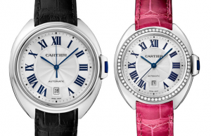 Fashionable Clé De Cartier Replica Watches With Roman Numerals