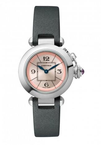 Steel Cases Pasha De Cartier Fake Watches