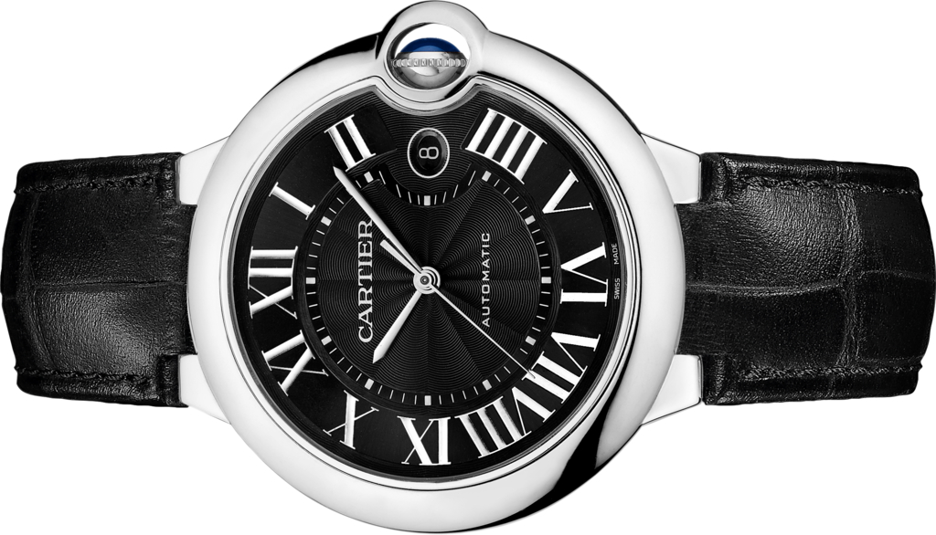 Steel Bezels Fake Ballon Bleu De Cartier Watches
