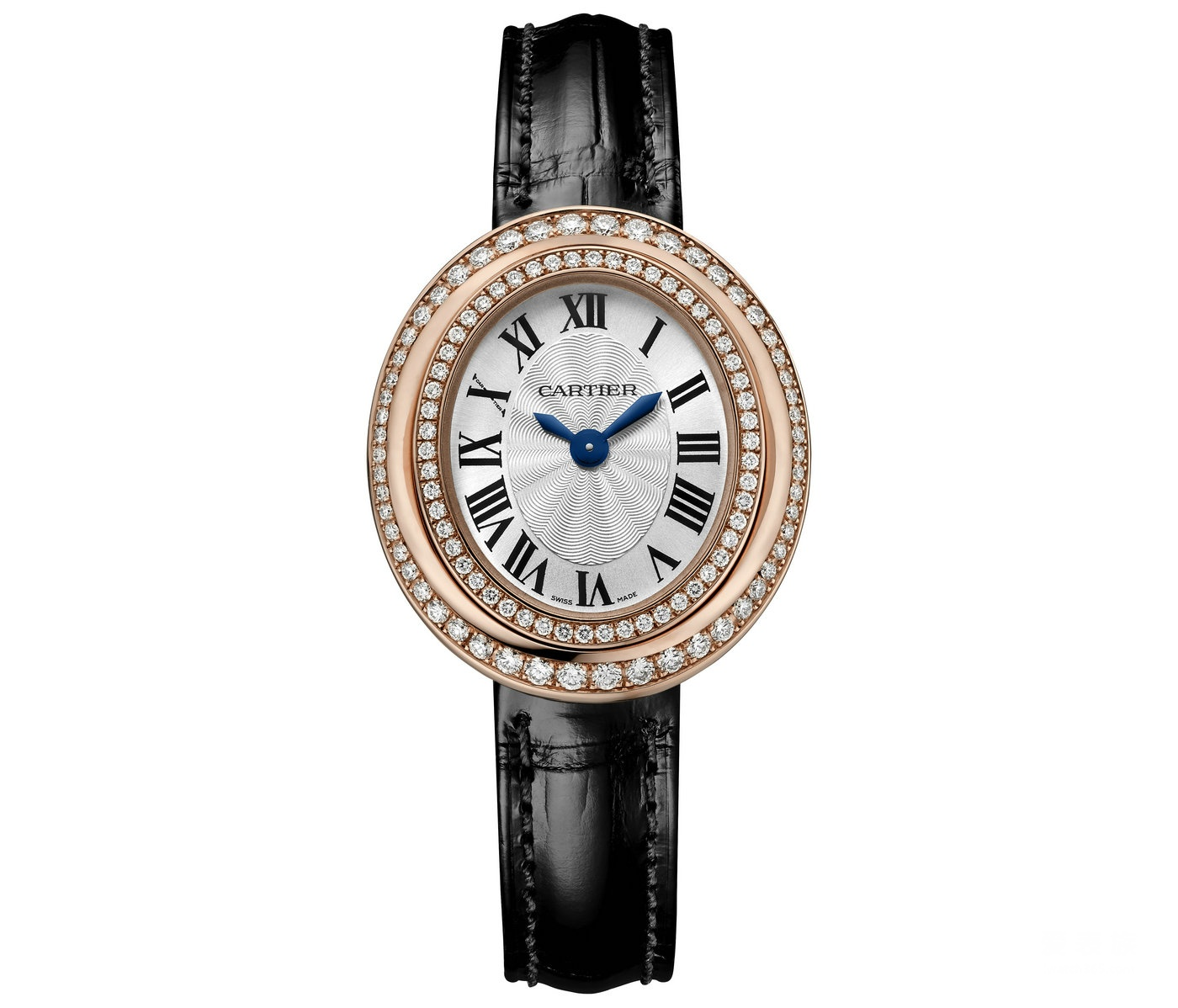 Cartier Hypnose WJHY0006 Replica Watches With White Dials