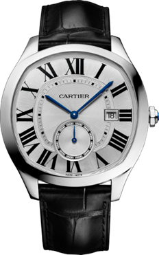 Drive De Cartier WSNM0004 Replica Watches With White Dials