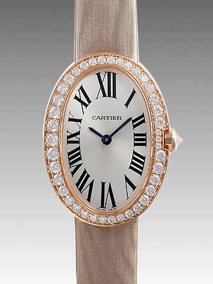 Cartier Baignoire WB520004 Replica Watches With White Dials
