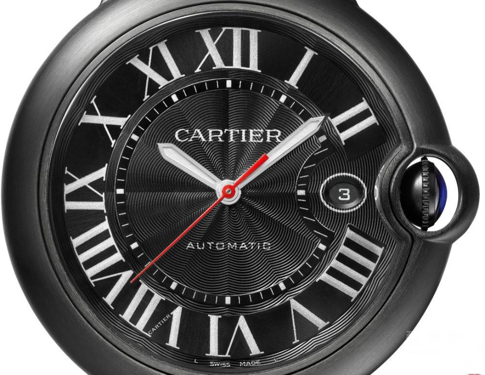 Ballon Bleu De Cartier WSB0015 Replica Watches With Roman Numerals