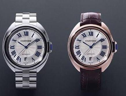 Hot replication watches are available with different materials.