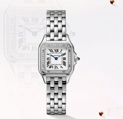 Swiss imitation watches show brilliant diamonds.
